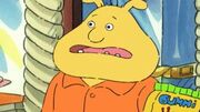 Binky hates Gummi slugs