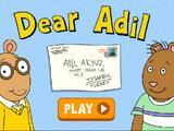 Dear Adil (game)