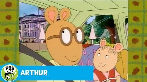 ARTHUR Road Trip to Washington!