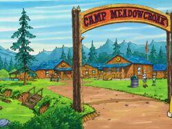Camp Meadowcroak Entrance