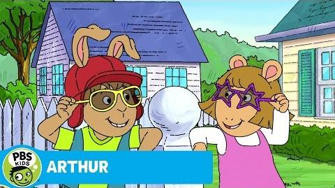 ARTHUR If You Want To Be A Big Kid PBS KIDS