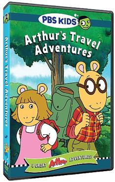 Arthur'straveladventures