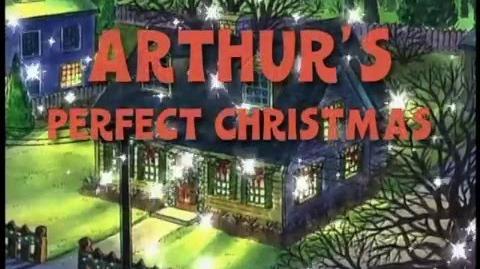 ARTHUR Arthur's Perfect Christmas