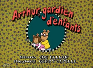 Arthur Babysits French