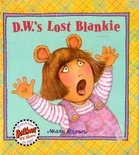 D.W.'s Lost Blankie Cover