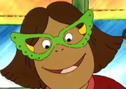 Francine's Movie Star Glasses