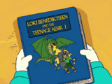 Loki Benediktssen and the Teenage Aesir
