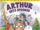 Arthur Gets Spooked (DVD)