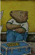 The Brain in Arthur Goes to Camp (1982)