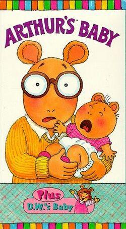 Arthur's Baby VHS