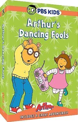 Dancing Fools DVD