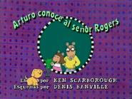 Arturo conoce al senor Rogers