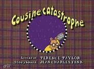 Arthur's Cousin Catastrophe French