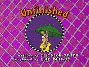 Unfinished Title Card