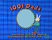 1001 Dads Title Card