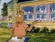 Arthur's Cousin Catastrophe 88
