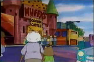 Muffy's cookie castle