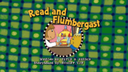 Read and Flumberghast Title Card