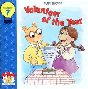 Volunteer of the Year Cover