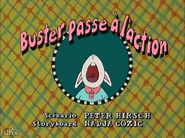 Buster Makes the Grade French