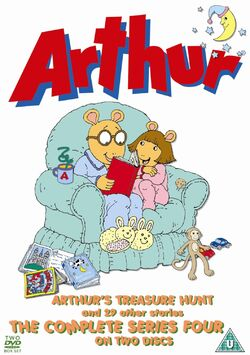 Arthur Complete Series Four