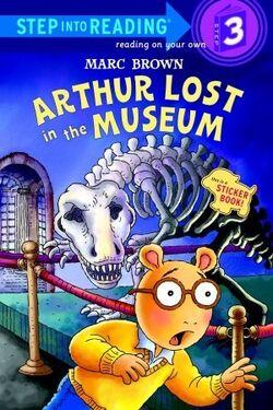 Arthurlostinthemuseum