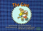 The Cave Title Card