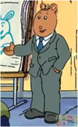 Brain's suit