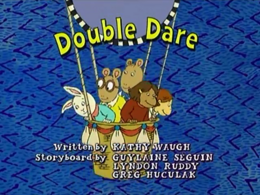 Double Dare Title Card
