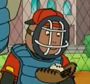 Aardvark catcher