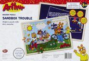 Arthur sandbox trouble puzzle box