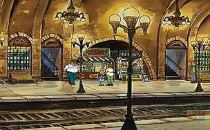 Crown City Subway