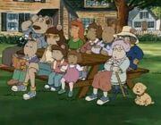 Arthur's Cousin Catastrophe 109