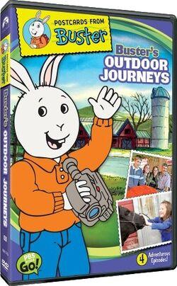 Buster's Outdoor Journeys DVD