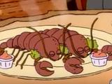 Tweedledee and Tweedledum lobsters