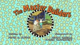 Master Builders card