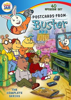 Postcards From Buster The Complete Series