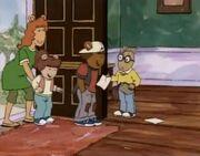 Arthur's Cousin Catastrophe 25
