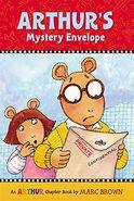 Arthur's Mystery Envelope Paperback Cover
