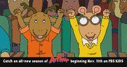 Arthur George Season 17 promo