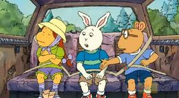 Buster's Carpool Catastrophe