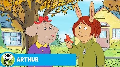 ARTHUR Gourdenstein PBS KIDS