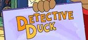 Detective Duck