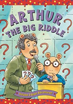 The Big Riddle DVD