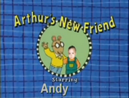 Arthur's New Friend TC