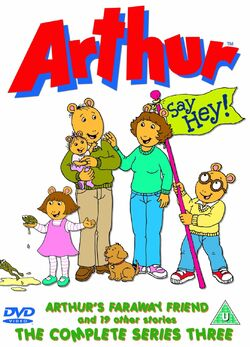 Arthur Complete Series Three