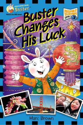 Buster Changes His Luck cover