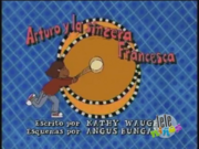 Arthur and the True Francine Spanish