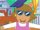 Arthur celebrates the Class of 2020