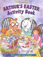 Arthur's Easter Activity Book